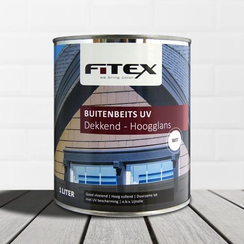 Fitex – Buitenbeits UV dekkend – hoogglans