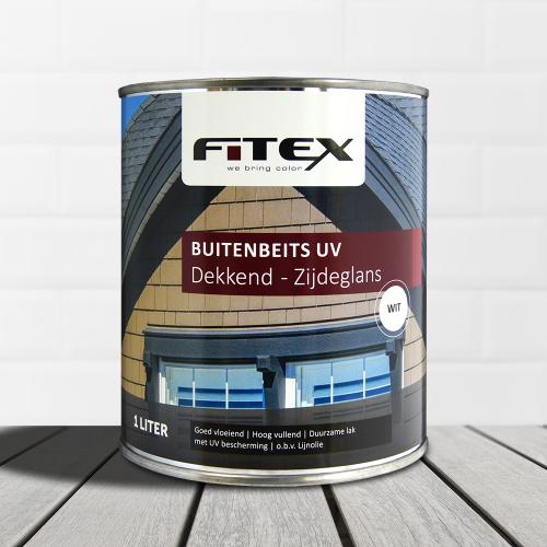 Fitex – Buitenbeits UV dekkend – zijdeglans