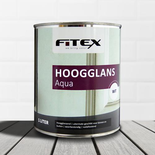 Fitex – Hoogglans aqua