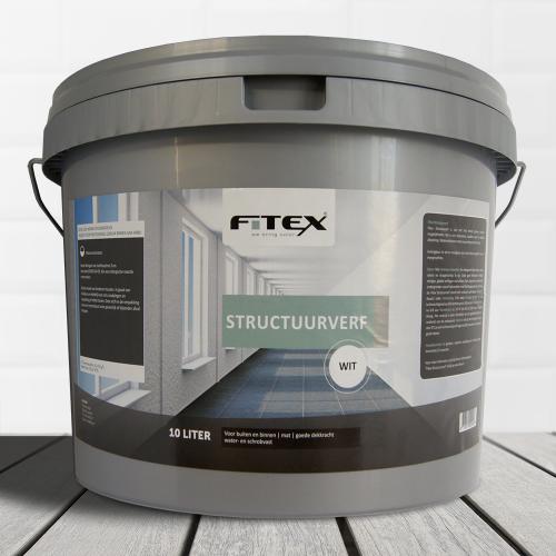 Fitex – Structuurverf
