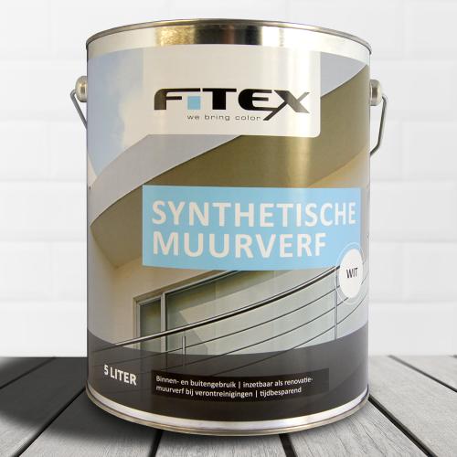 Fitex – Synthetische muurverf