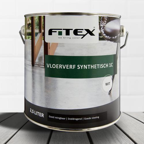 Fitex – Vloerverf Synthetisch 1C