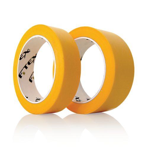 Fitex – Masking tape geel