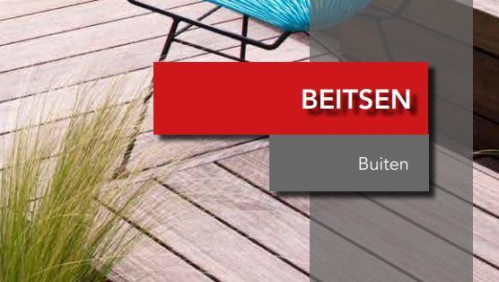 Fitex Beits - dekkende en transparante beitsen