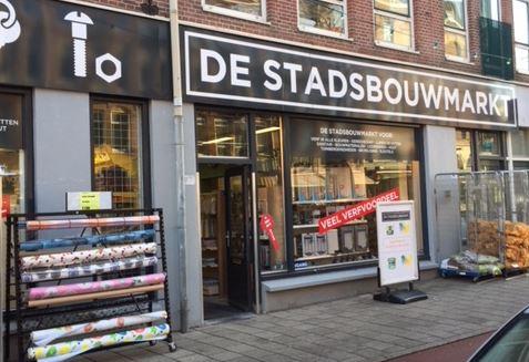 Stadsbouwmarkt Amsterdam