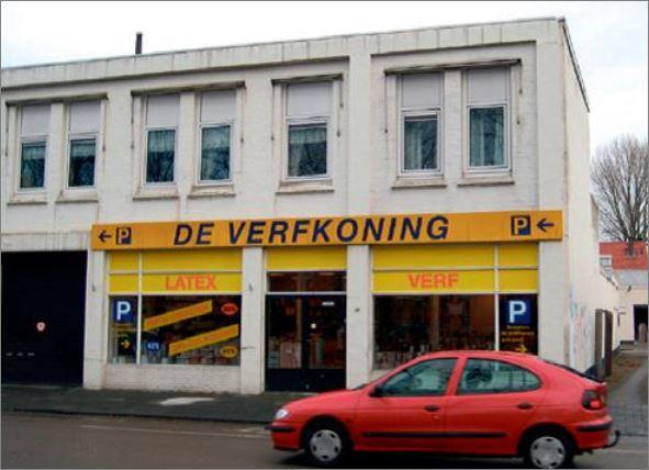 De Verfkoning Breda
